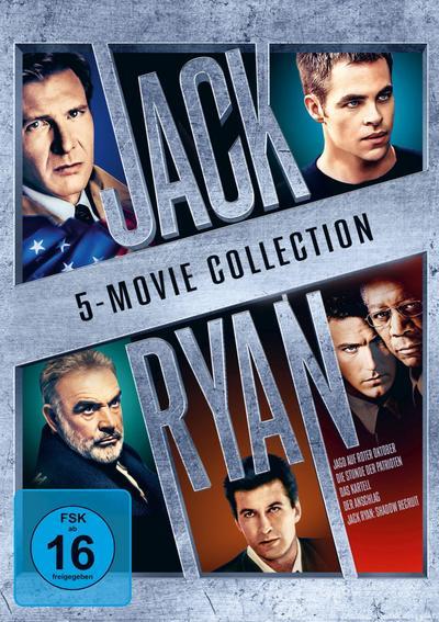 Jack Ryan - 5-Movie Collection