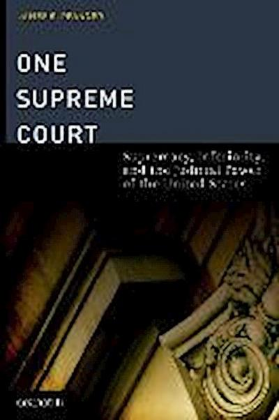 One Supreme Court