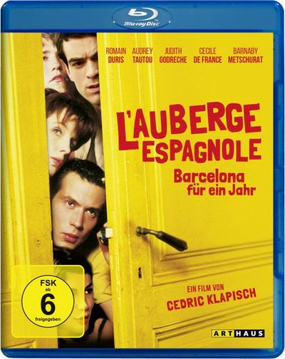 L' Auberge espagnole - Barcelona für ein Jahr