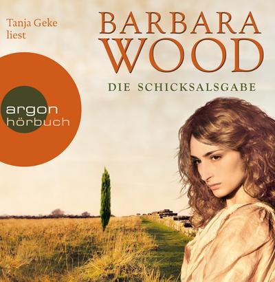 Die Schicksalsgabe, 8 Audio-CDs