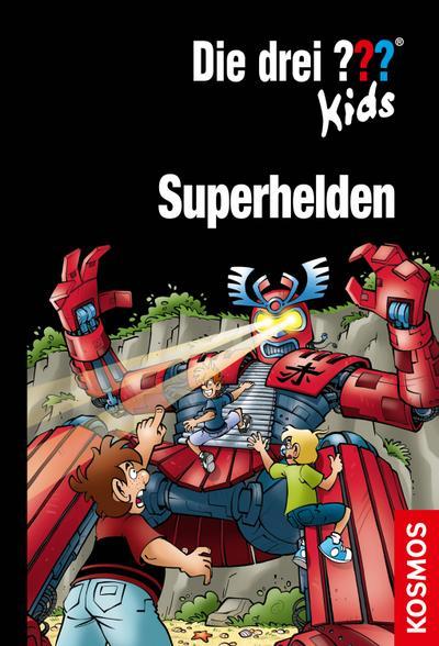 Die drei ??? Kids, Superhelden (Drei Fragezeichen)