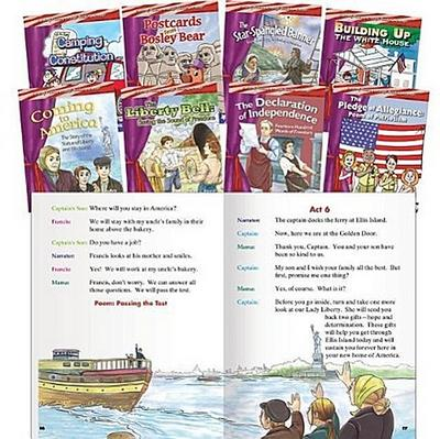 Reader's Theater: My Country Set (Reader's Theater)