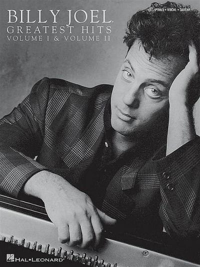 Billy Joel - Greatest Hits Volumes 1 and 2