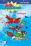 Bibi Blocksberg, Band 08; Das Wettfliegen; Bibi Blocksberg; Deutsch