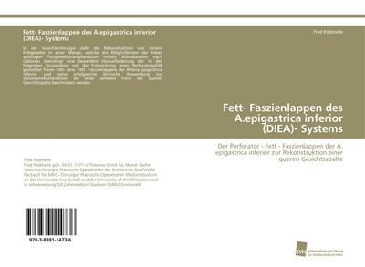 Fett- Faszienlappen des A.epigastrica inferior (DIEA)- Systems