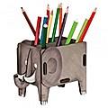 Stiftebox Vierbeiner - Elefant