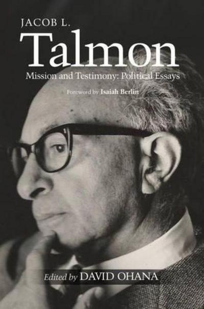 Jacob L Talmon