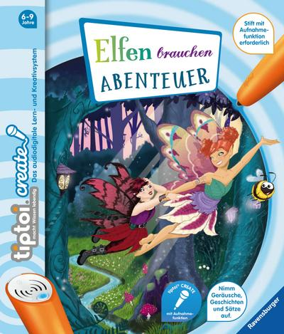 tiptoi® CREATE Elfen brauchen Abenteuer