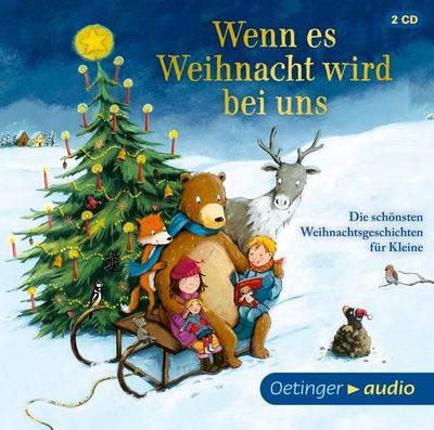 Wenn es Weihnacht wird bei uns (2CD); Deutsch; Bitte diese Informationen aufbewahren. Achtung! Nicht für Kinder unter 36 Monaten geeignet. Kleinteile. Verschluckungs- und Erstickungsgefahr.