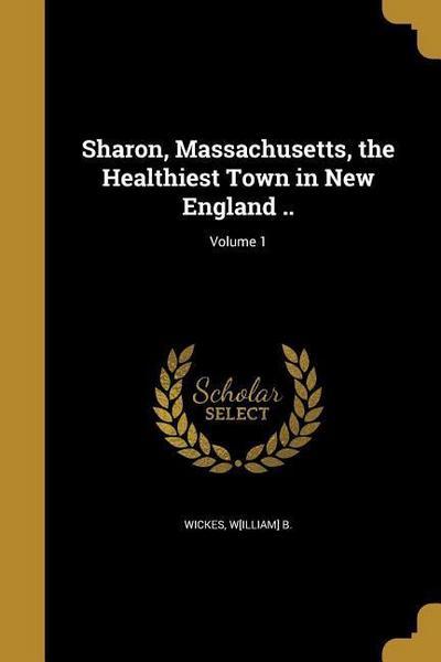 SHARON MASSACHUSETTS THE HEALT