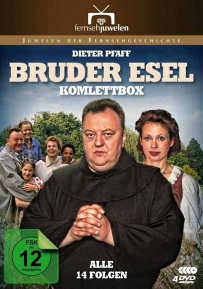 Bruder Esel - Komplettbox