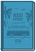 Schülerkalender Wave 2018/2019 - Schulplaner, Schülerplaner