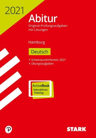 STARK Abiturprüfung Hamburg 2021 - Deutsch