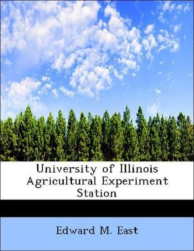University of Illinois Agricultural Experiment Station
