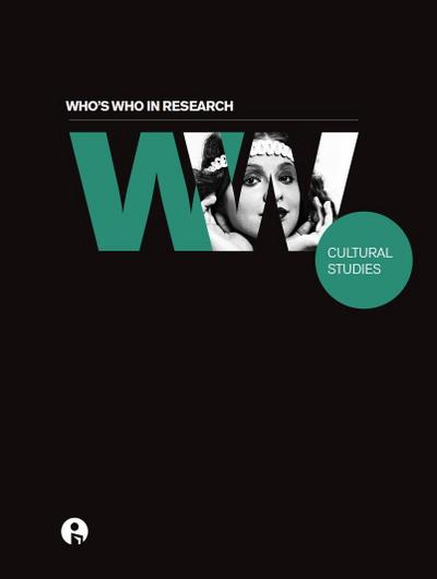 Who's Who in Research: Cultural Studies