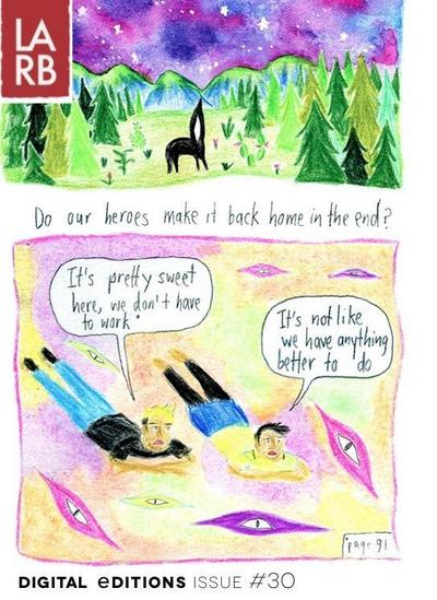 LARB Digital Edition: Comics
