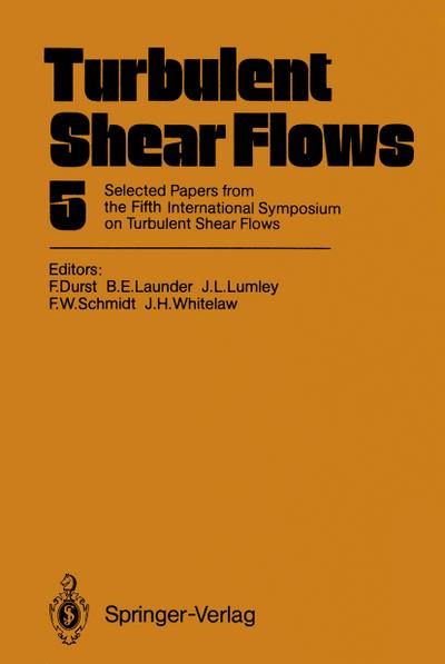 Turbulent Shear Flows 5