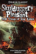 9780007489268 - Derek Landy: The Dying of the Light (Skulduggery Pleasant, Band 9) - Buch