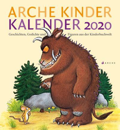 Arche Kinder Kalender 2020