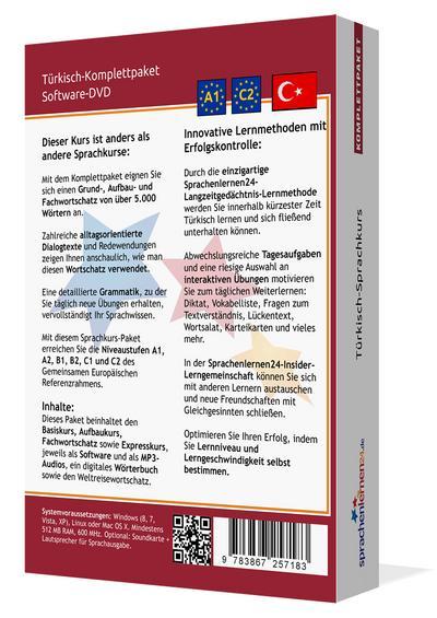 Tunesisch-Komplettpaket, DVD-ROM