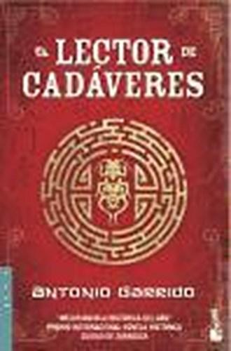El lector de cadáveres, Antonio Garrido