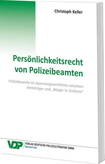 Persönlichkeitsrecht von Polizeibeamten