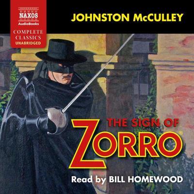 The Sign of Zorro, 5 Audio-CDs