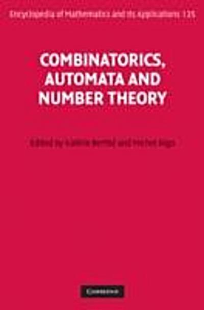 Combinatorics, Automata and Number Theory