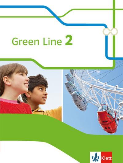 Green Line 2. Schülerbuch. Neue Ausgabe. (Flexibler Einband)