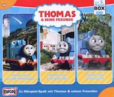 Thomas & seine Freunde: Die 5. 3er-Box