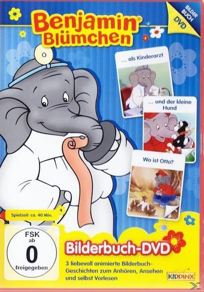 Benjamin Blümchen - ...als Kinderarzt/...und der kleine Hund/...Wo ist Otto?