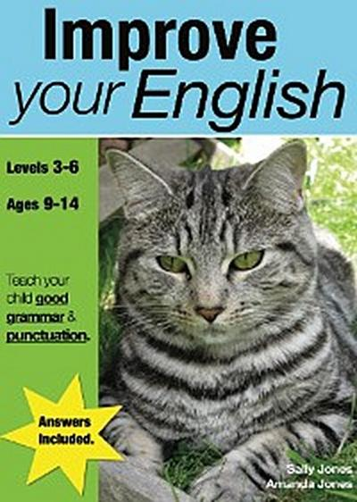 Improve Your English (ages 8-14 years)