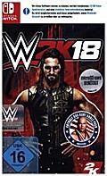 WWE 2K18, 1 Nintendo Switch-Spiel