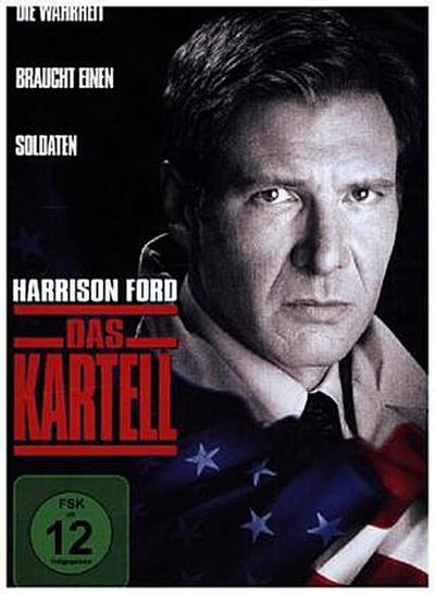 Das Kartell, 1 DVD, dtsch., engl. u. tschech. Version