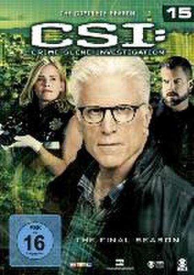 CSI: Crime Scene Investigation, The Complete Season 15