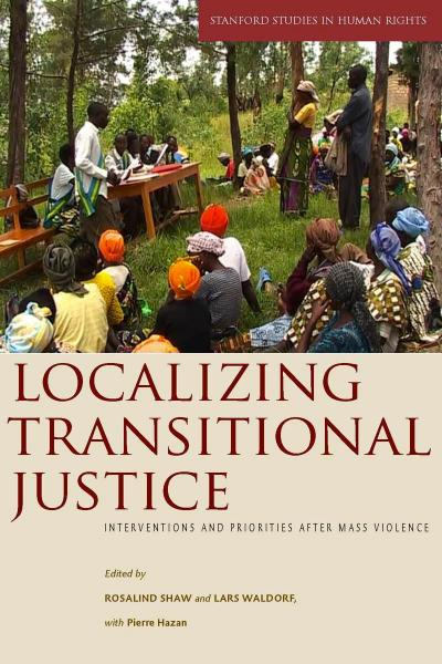Localizing Transitional Justice