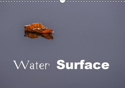 Water Surface (Wall Calendar 2019 DIN A3 Landscape)