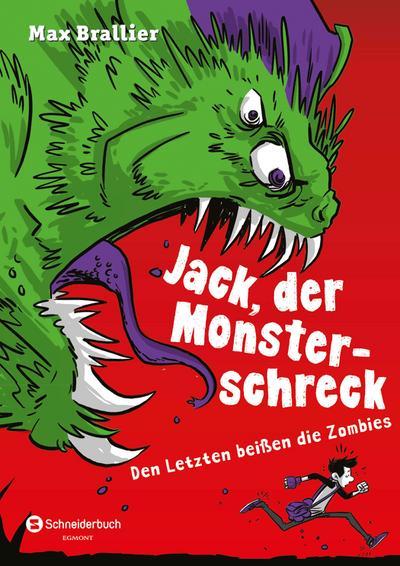 Jack, der Monsterschreck, Band 01