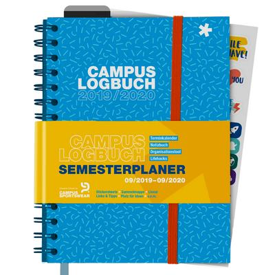 CampusLogbuch 2019/20