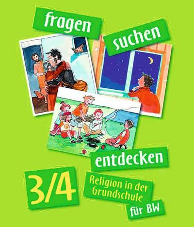 Fragen-suchen-entdecken - Ausgabe Baden-Württemberg 2005