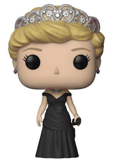 Pop Royal Family Princess Diana Vinyl Figure