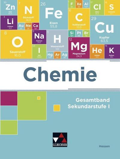 Chemie Hessen Gesamtband