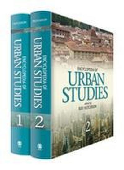 Encyclopedia of Urban Studies 2 Volume Set