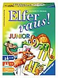 Junior Elfer raus!