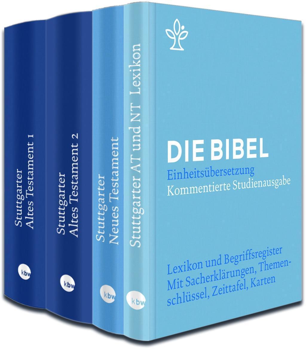 Stuttgarter Altes Testament | Christoph Dohmen |  9783460440272