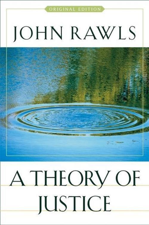 A Theory of Justice John Rawls