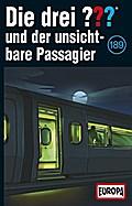 Die drei ??? 189 und der unsichtbare Passagier (Fragezeichen)