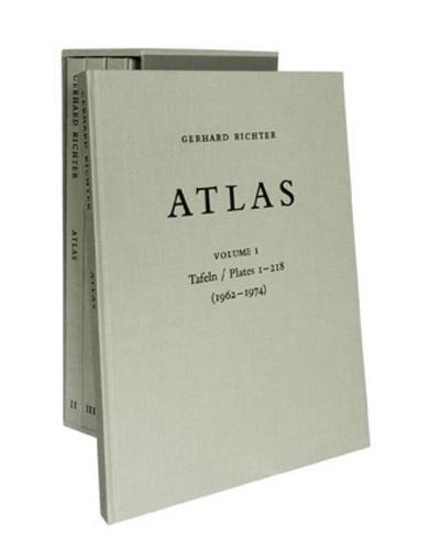 Gerhard Richter. ATLAS in 4 Bänden