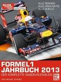 Formel 1 - Jahrbuch 2013; Deutsch; 300 farb.  ...