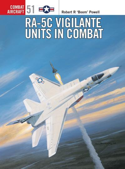 Ra-5c Vigilante Units in Combat